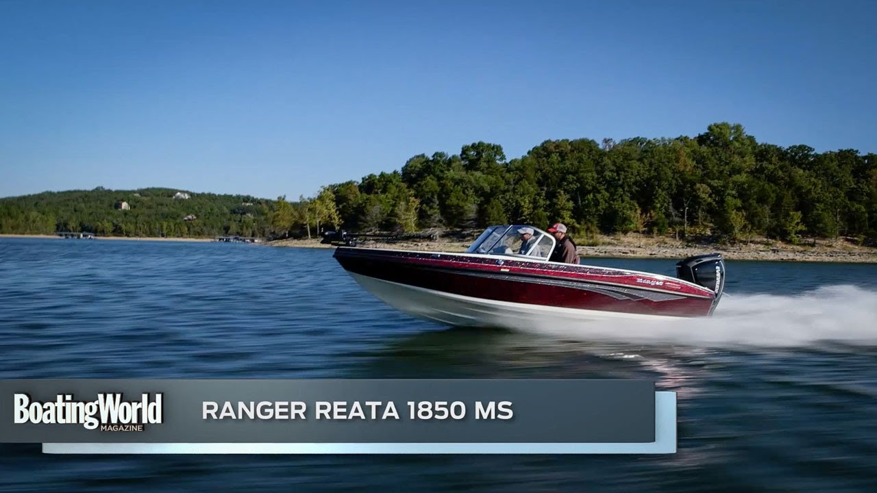Ranger 1850MS Reata – Boating World
