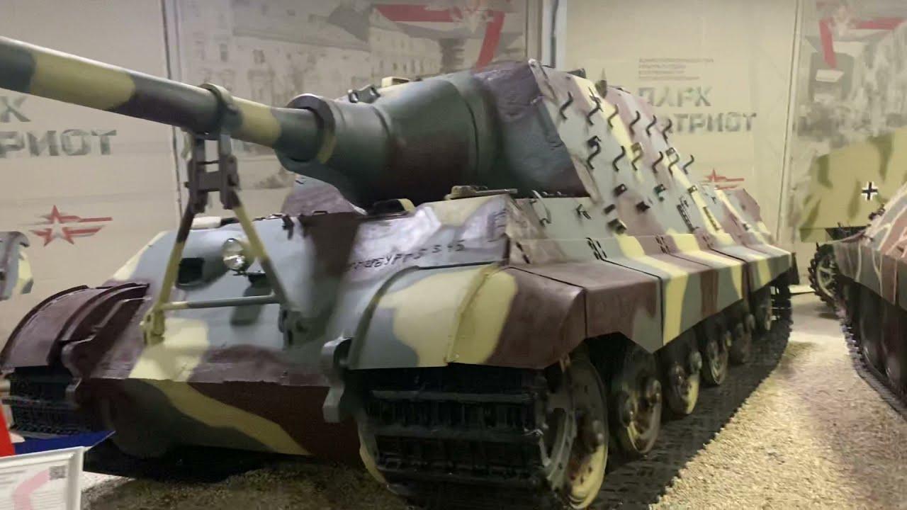 ЯГДТИГР / Jagdtiger