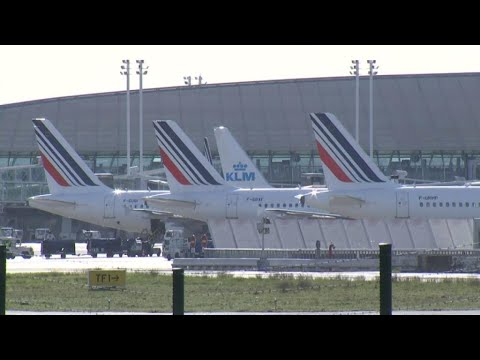 French economy minister warns Air France could 'disappear'
