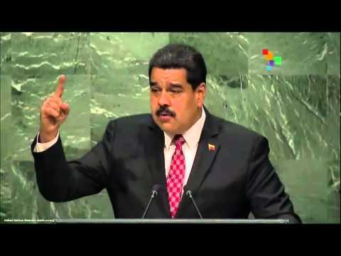 UN Speeches: Venezuela's President Nicolas Maduro