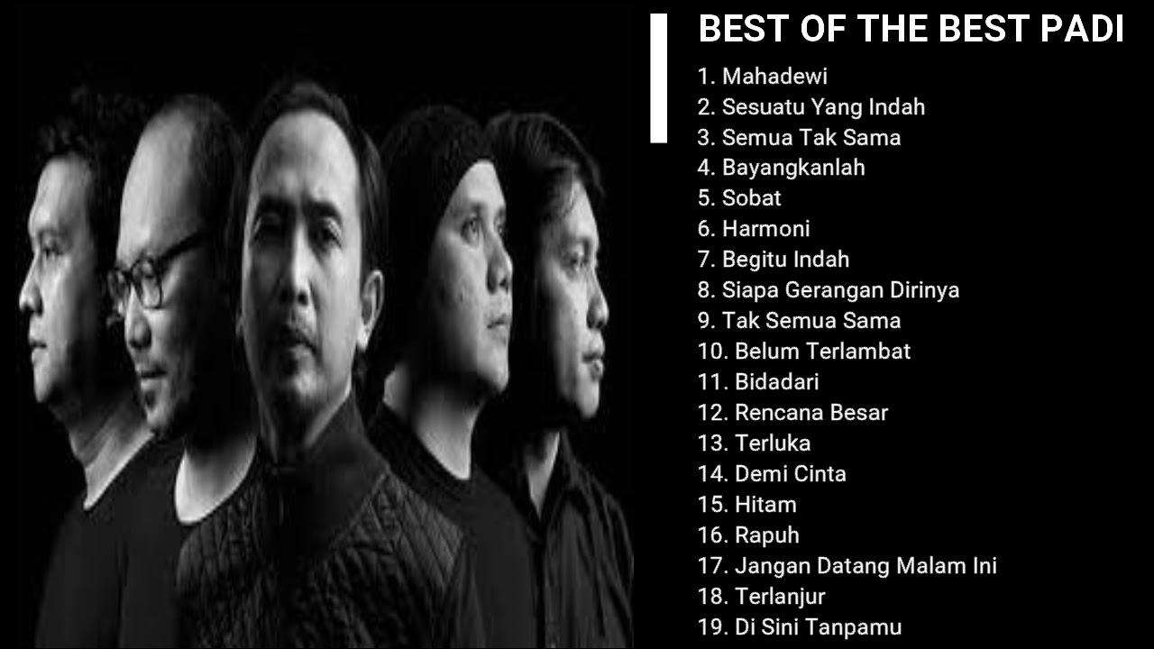 Download P.A.D.I ~ BEST OF THE BEST ALBUM