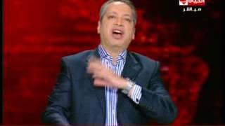 بالفيديو.. تامر أمين: 'الشعب المصرى لم يهتم بزيارة ميسي'