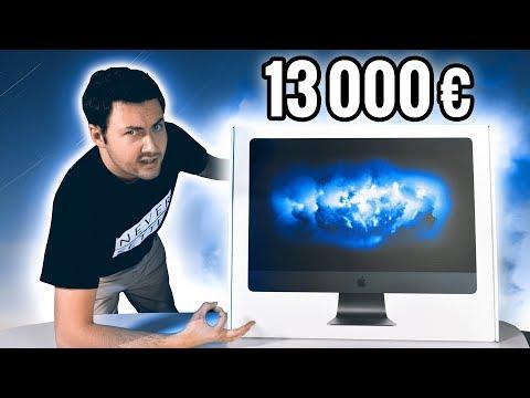 J'ai acheté l'iMac Pro à 13000€ ! (18 Coeurs)