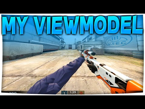 CS:GO - My Viewmodel! (The Best Viewmodel IMO!) - YouTube