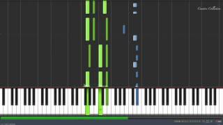 Taio Cruz feat Ludacris - Break Your Heart Piano Tutorial & Midi Download