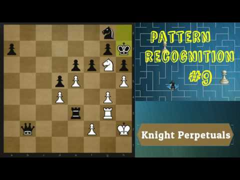 Pattern Recognition #9 - Knight Perpetuals