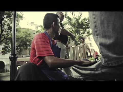 CRUCES SOBRE EL AGUA - LOS ORÍGENES (Video Oficial)