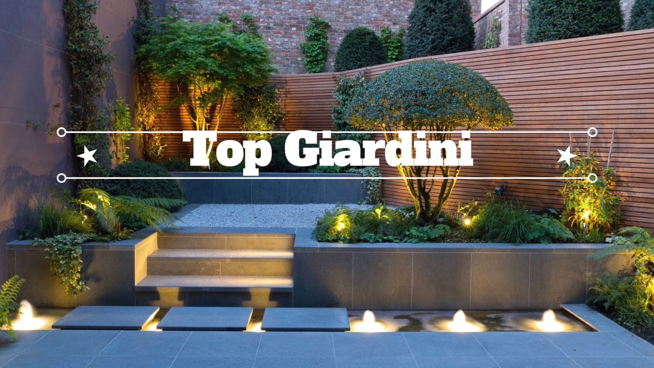 Giardini creativi idee per te youtube for Idee per bordure giardino