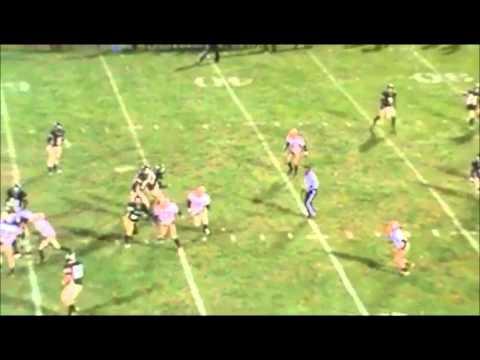 Gabe Hurt #5 Graham High School Recruiting Tape