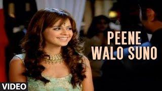 Peene Walo Suno Video Song Superhit Ghazal Pankaj Udhas | Hasrat