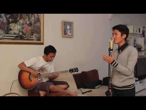 Jodoh pasti bertemu-afgan(cover by raynaldowijaya feat jordy)