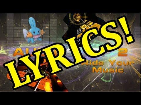 Audiosurf 2: Mr FijiWiji, Laura Brehm & AgNO3 - Pure Sunlight (Lyrics) [Mono Midway]