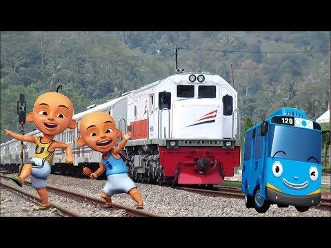 Lagu Anak Naik Kereta Api Tut Tut Tut Upin Ipin Dan Tayo