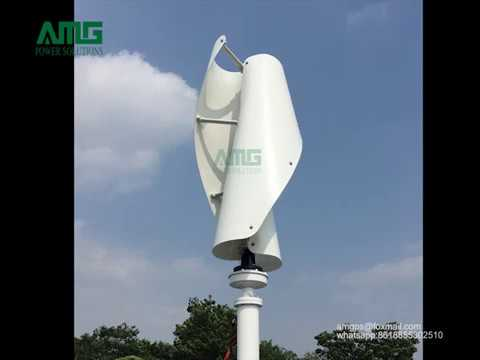 Helix Home Vertical Wind Turbine