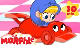 The Big Race - My Magic Pet Morphle | Cartoons For Kids | Morphle TV | Mila and Morphle Video