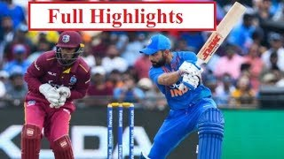 India Beat West Indies and Won Series by 3 0 | Virat Kohli, Rishabh Pant Hit Fifties Full Highlights