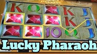 Merkur Lucky Pharaoh, Spielhalle | 10 Cent Zocker | Merkur Magie, Novoline, Geldspieler, M- Box