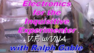 Velocity Factor: Measuring using the VNA Method (00e4)