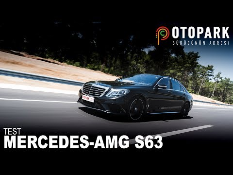 Mercedes AMG S63 | Test