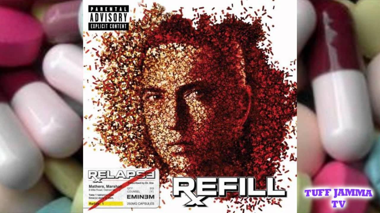 download eminem relapse album zip
