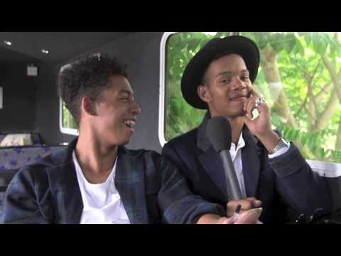 WeTalkTo - Rizzle Kicks - How to ... Interview
