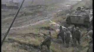 Chechnya. Battle for Alhan Yurt 1999 Part1
