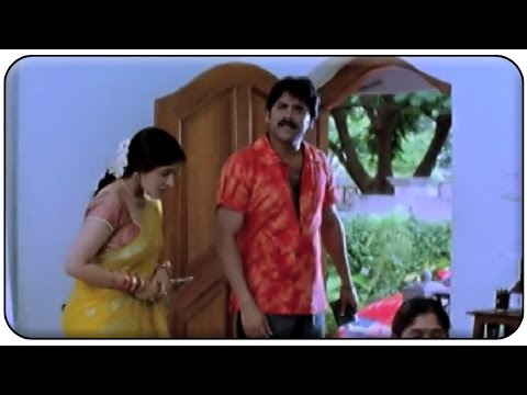 Nagarjuna Stops Anshu Marriage || Manmadhudu Movie || Nagarjuna, Sonali Bendre, Anshu