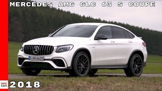 2018 Mercedes AMG GLC 63 S Coupe