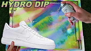 HYDRO Dipping AIR Force 1