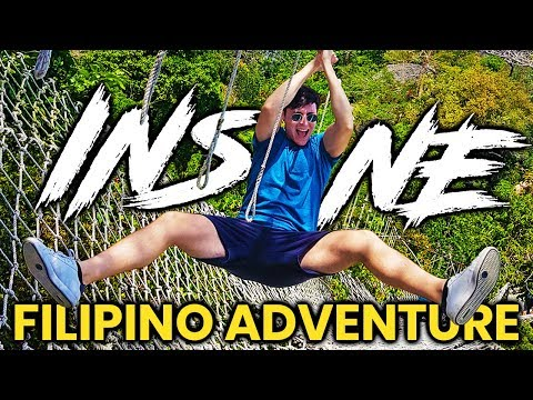 I Didn't Expect THIS in the Philippines! INSANE Adventure in Masungi Georeserve!