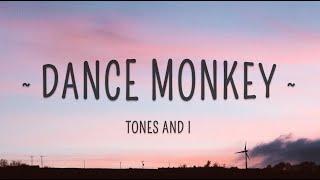 TONES AND I - DANCE MONKEY (OFFICIAL LYRICS VIDEO) - YouTube