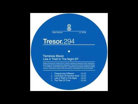 Terrence Dixon - Frequencies Different [TRESOR294]