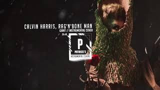 Calvin Harris, Rag'n'Bone Man - Giant ( Instrumental Cover ) Video