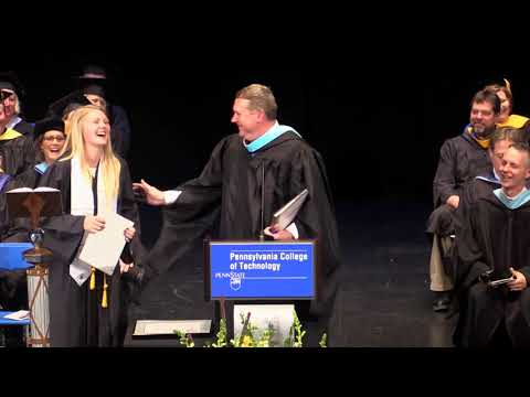 Penn College Commencement: May 11, 2018