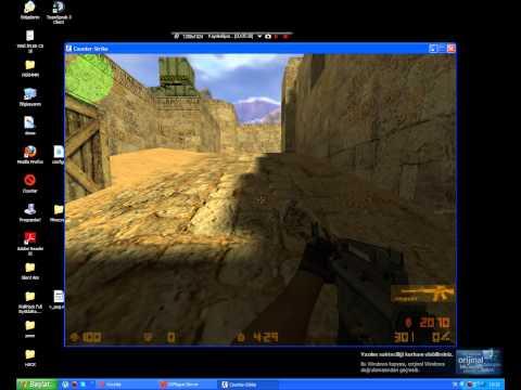 Counter Strike 1.6 Silah Skin Yükleme + Silah Skinleri Oyun İçi!....