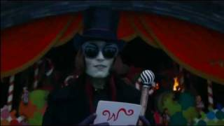 Charlie & The Chocolate Factory - Wonka's Welcome Song