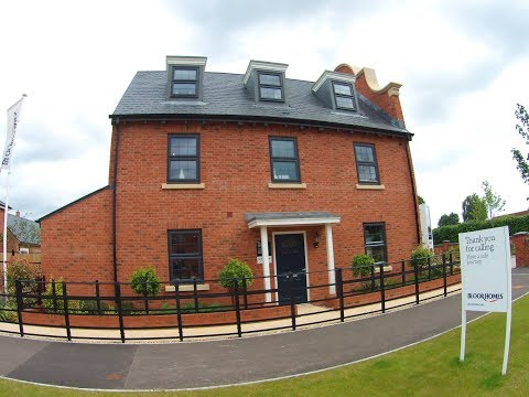 Bloor homes  - The Orford @ Seabrook Orchards, Topsham,Devon, by Showhomesonline