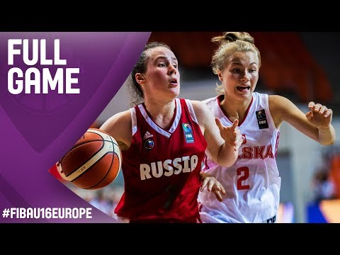 Re-watch Poland v Russia - Classification 7-8