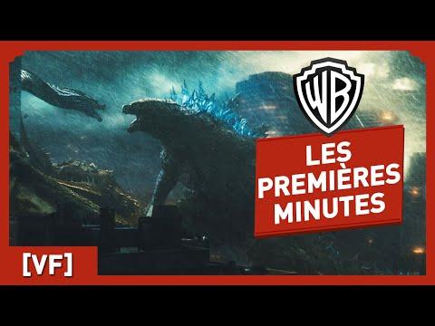 Godzilla II - Roi des Monstres - Les premi�res minutes du film !