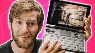 The Tiniest Gaming Laptop!