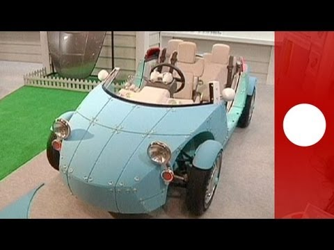 Toyota Lancia La Nuova Camatte L Auto Elettrica Per