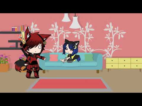Baby with a gun meme (Gacha life) Collab with irvan gaming