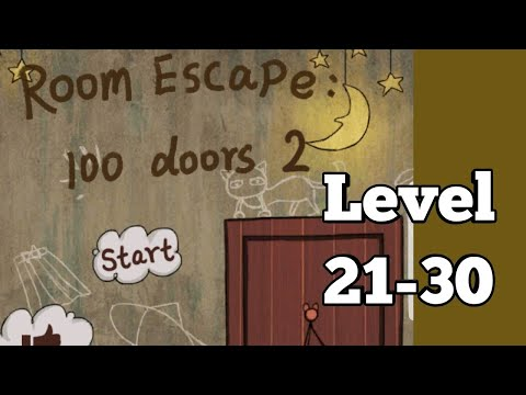 100 Doors 2 Level 30 Walkthrough Youtube