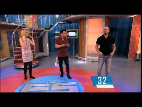 Cris Judd vs. Erin in a dance off  The Erin Simpson