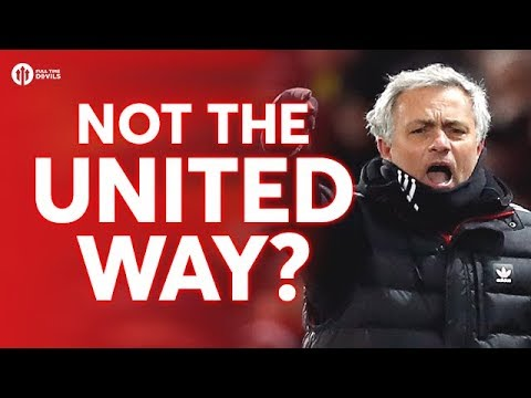 Not The United Way? Full Time Review MANCHESTER UNITED 2-0 BRIGHTON