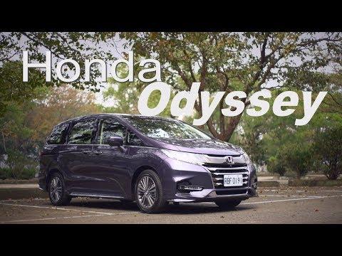 Honda Odyssey Apex 7人座 安全升級 高性能座艙 試駕- 廖怡塵【全民瘋車Bar】81
