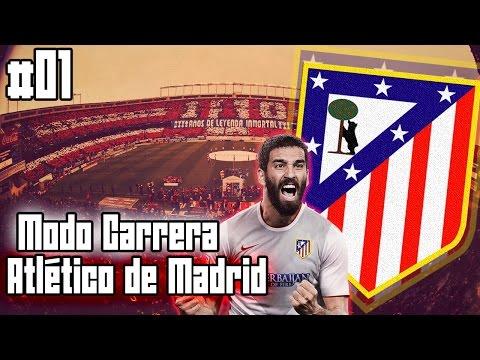 ¡MERCADO DE FICHAJES! | #01 | MODO CARRERA - AT. MADRID | FIFA 15