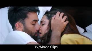 Ranbir Kapoor and Deepika Padukone hottest kissing scene | Tamasha