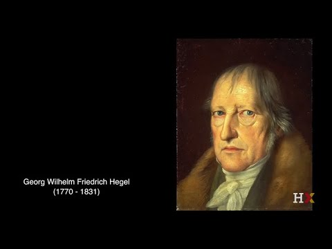 The Architectural Imagination: Hegel's History (HarvardX)