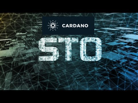 Cardano - Security Token Offering (STO) Philosophy for Launch